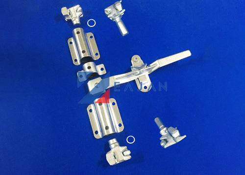 OD34mm truck container rear door lock
