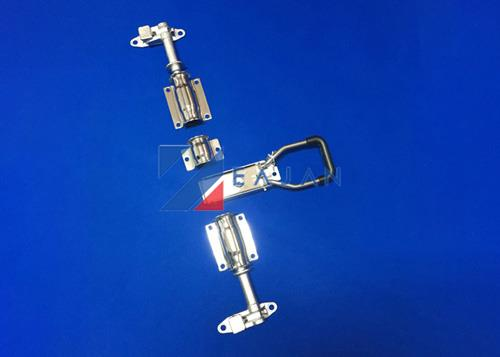 OD27mm stainless steel trailer door lock