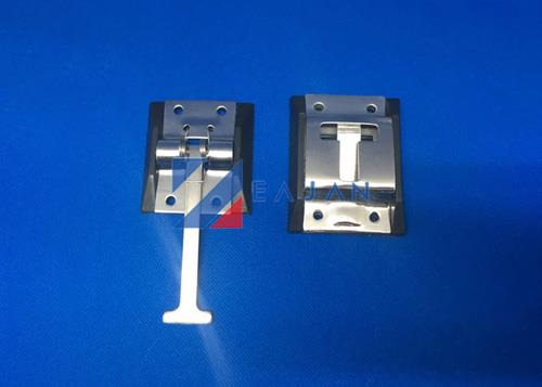 stainless steel trailer door keeper