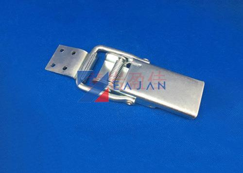 trailer tool box buckle