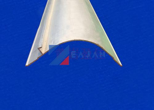 trailer body parts aluminum profile