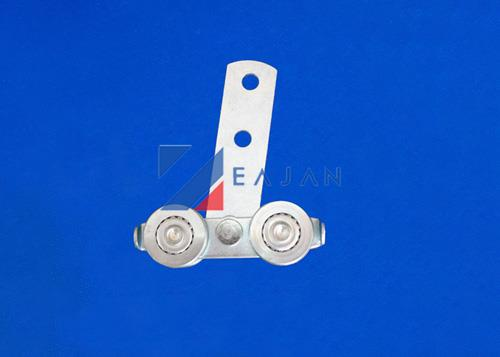curtain side trailer pulley